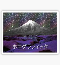 Holographic Sticker Print Sticker
