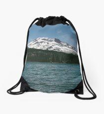 sparks lake Drawstring Bag