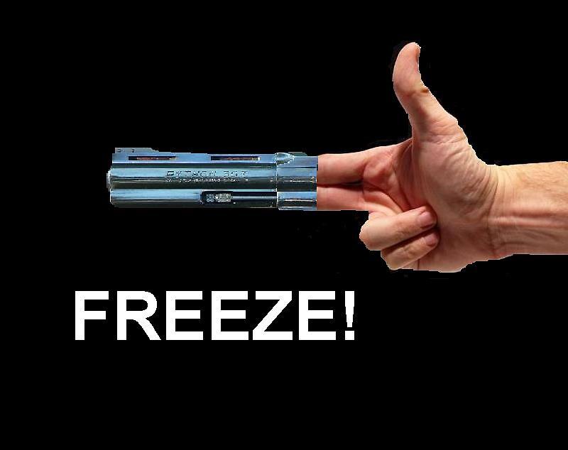 Freeze by PentaneFusion