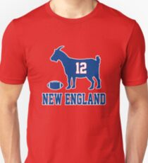 Goat 12 New England T-Shirt