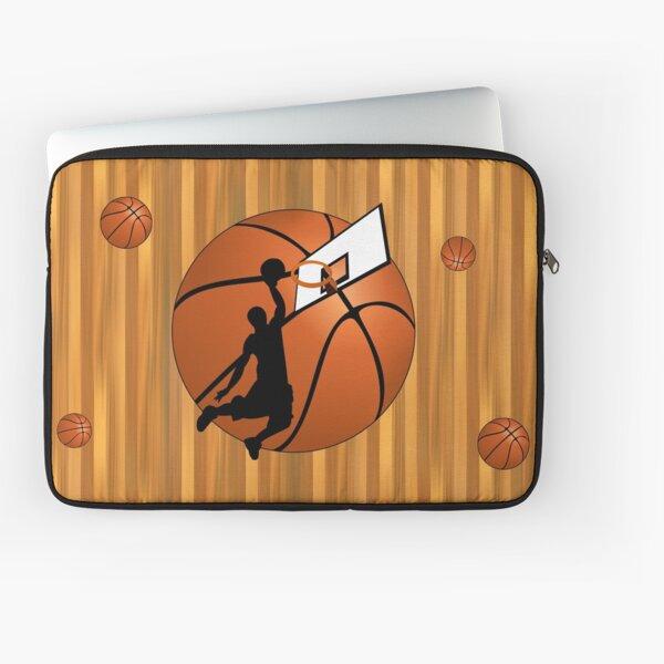 Slam Dunk Basketball Player Laptop Sleeve