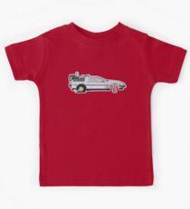 Busted: DeLorean DMC-12 Kids Clothes