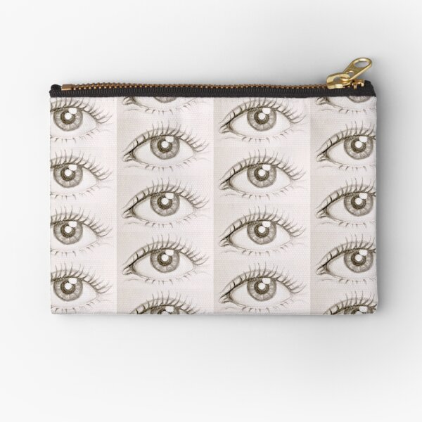 Eye Zipper Pouch