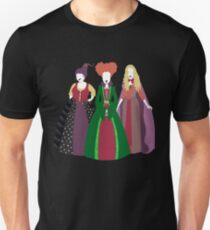 Halloween Witches Unisex T-Shirt