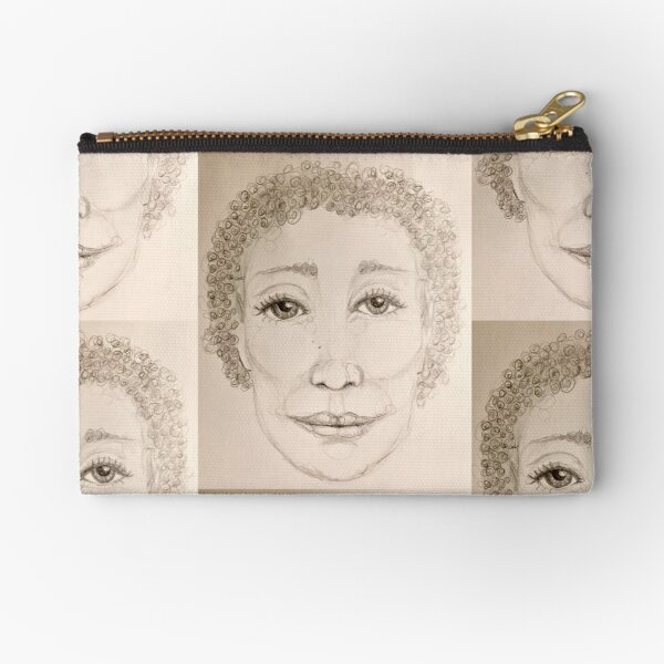 woman Zipper Pouch