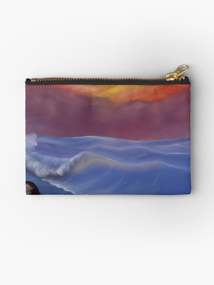A Pastel Seascape  by ADCreations