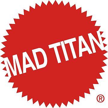 Mad Titan by jimirads