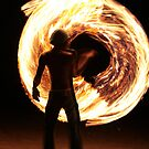Fire twirl... by inspiredmemories