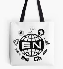 Everything Now (song icons) Tote Bag