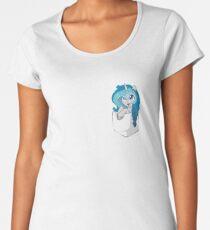 Pocket Bubble Lee Women's Premium T-Shirt