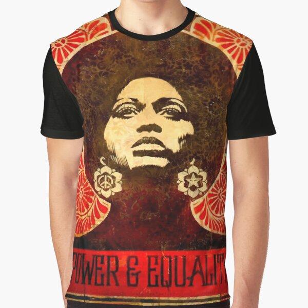 Angela Davis poster 1971 Graphic T-Shirt