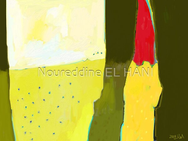 LES FEUILLES D'OR by Noureddine EL HANI