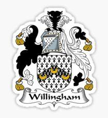 Willingham Sticker