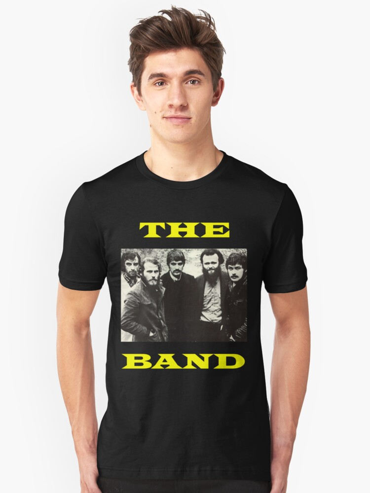 The Band Unisex T-Shirt Front