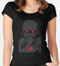 Jin Roh The Wolf Brigade Women's Fitted Scoop T-Shirt