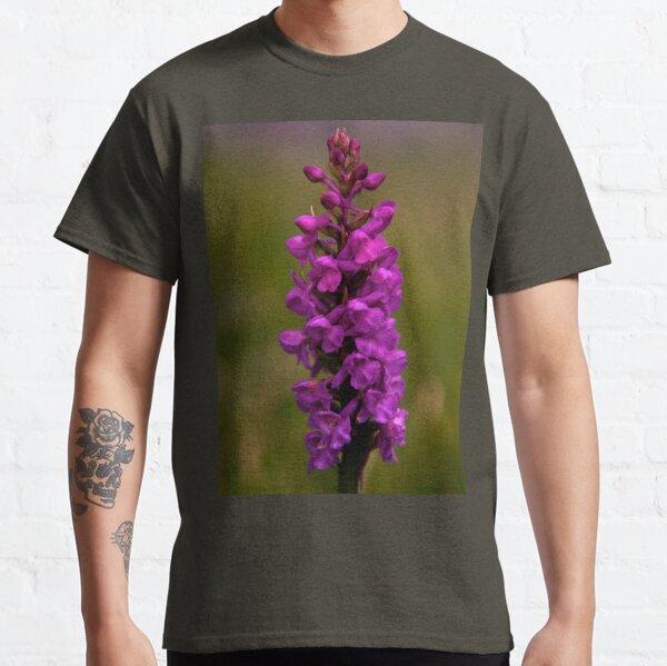 Fragrant Orchid, Dun Eochla, Inishmore Classic T-Shirt