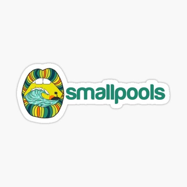 Smallpools  Sticker