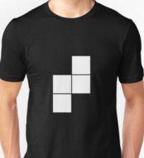 Z Tetromino (the Tetris serie) Unisex T-Shirt