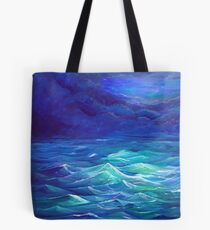 Westerly Squall Tote Bag