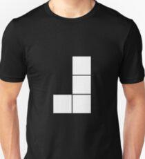 J Tetromino (the Tetris serie) Unisex T-Shirt