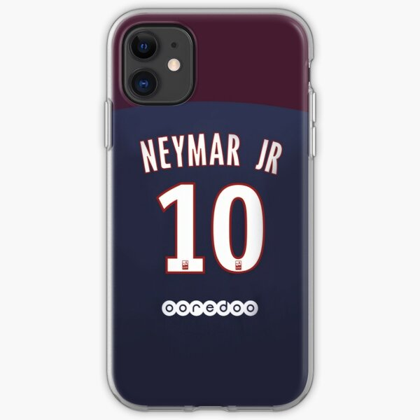 NEYMAR x / PSG / SPECIAL COVER iPhone Soft Case