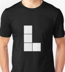 L Tetromino (the Tetris serie) Unisex T-Shirt