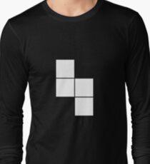S Tetromino (the Tetris serie) Long Sleeve T-Shirt