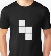 S Tetromino (the Tetris serie) Unisex T-Shirt