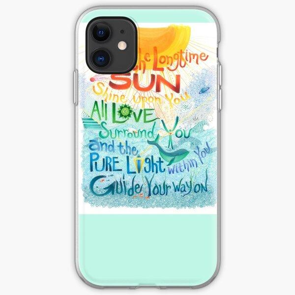 Long Time Sun iPhone Soft Case