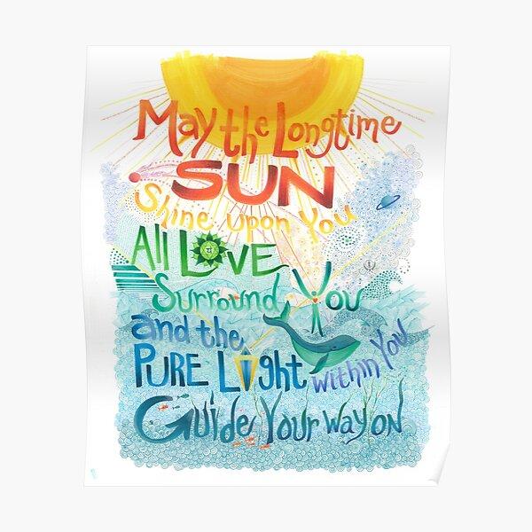 Long Time Sun Poster