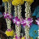 Floral garlands by Susan Moss