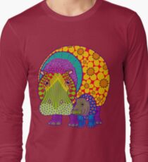 Hippiepotamus and Baba T-Shirt