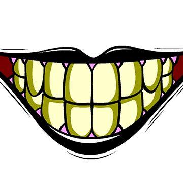 Smile! by Masebreaker