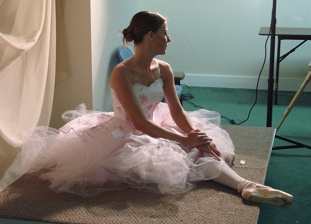 Ballerina Model by californiagirl