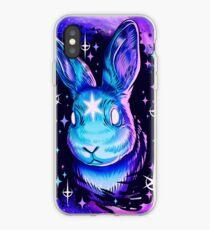 Schwarzes Loch Kaninchen iPhone-Hülle & Cover