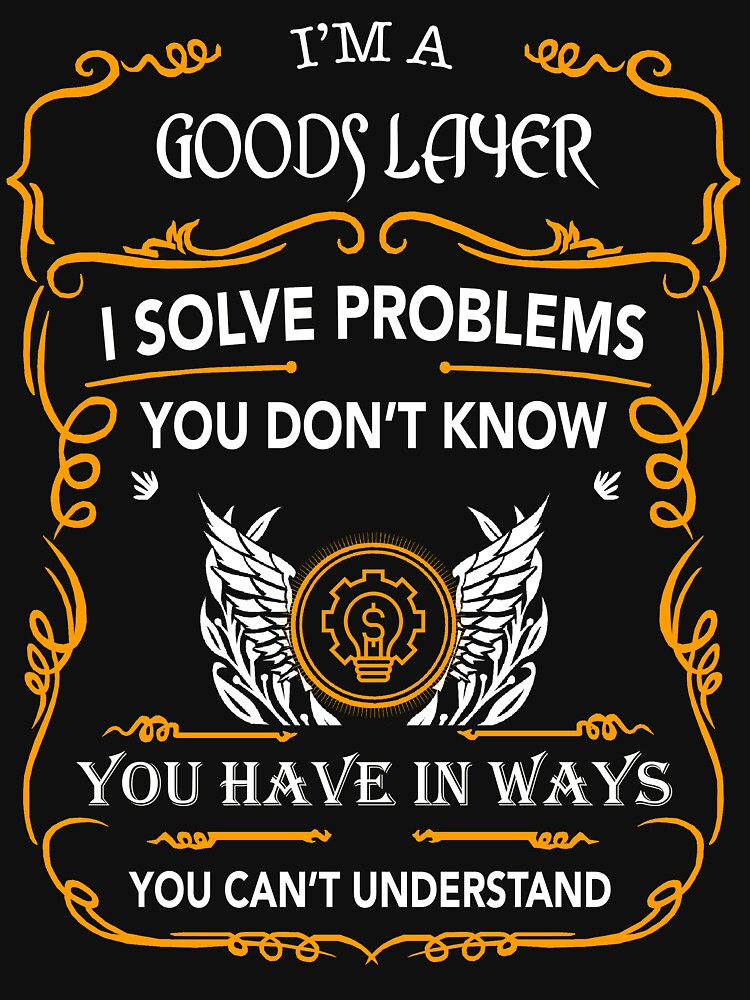 GOODS LAYER by kylietheodore