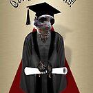 Meerkat Graduate by Gravityx9