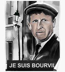Bourvil Poster