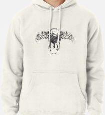Angel Spray Pullover Hoodie