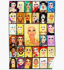 DRAG QUEEN ROYALTY Poster