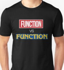 Function vs Function T-Shirt