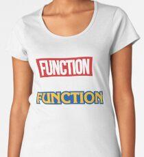 Function vs Function Women's Premium T-Shirt