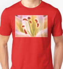 Pink Lily Flower T-Shirt
