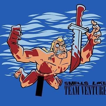 Smells Like Team Venture by harebrained