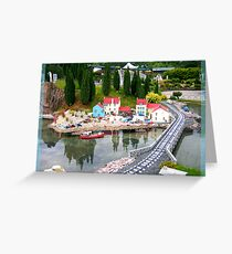 LegoLand Greeting Card