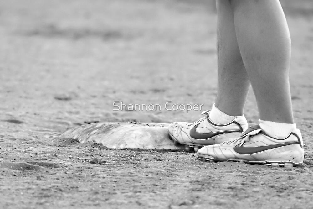 Base Runner by Shannon Beauford
