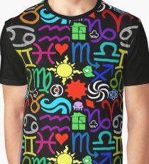 Homestuck Pattern Graphic T-Shirt