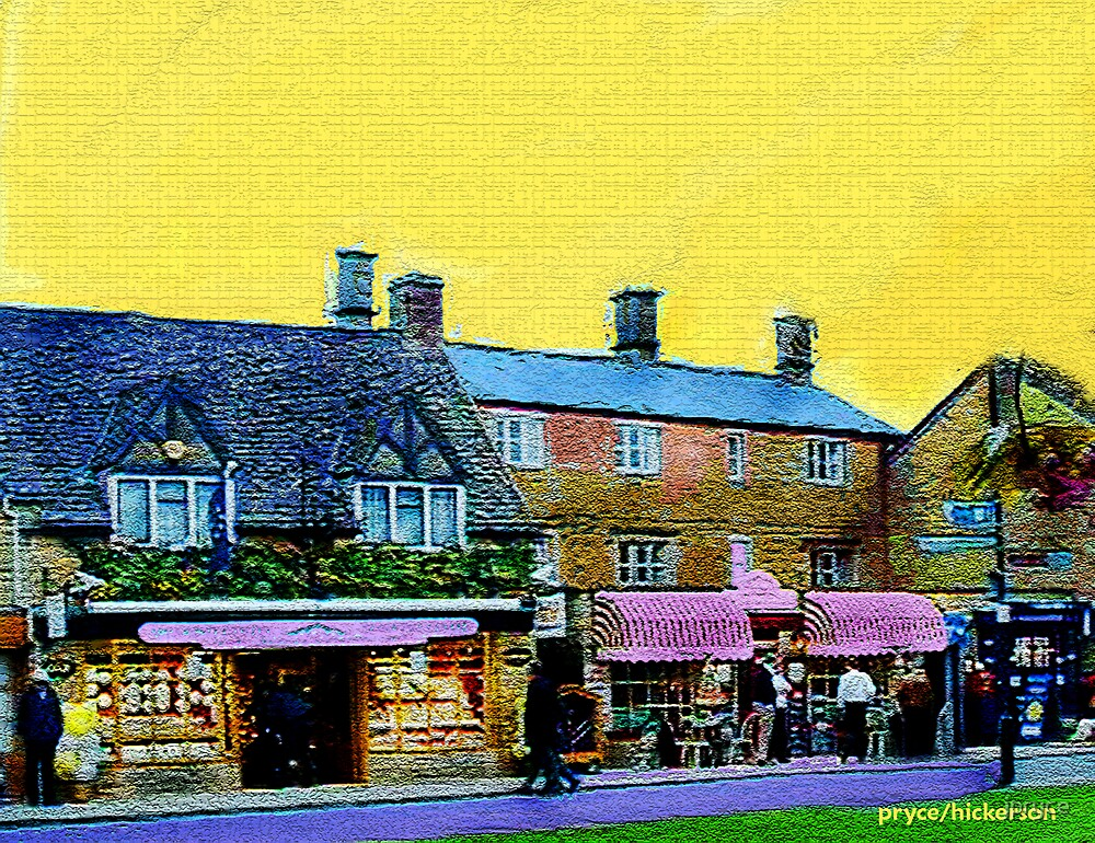 Bourton on the Water 4 by jpryce