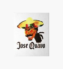 Jose Quavo Art Board