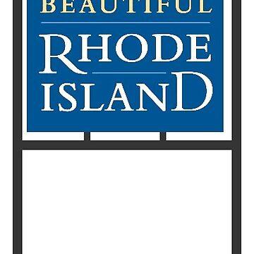 Descubra la bella Rhode Island - Marco de cjackvony